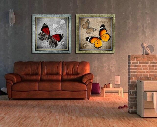 Online kopen wholesale vlinder reproductie uit china vlinder reproductie groothandel - Modulaire muur ...