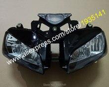 Vendite calde, per Honda CBR 1000 RR Fireblade CBR1000RR 2004 2005 2006 2007 moto Faro Sostituire lampada di Illuminazione Faro Della lampada