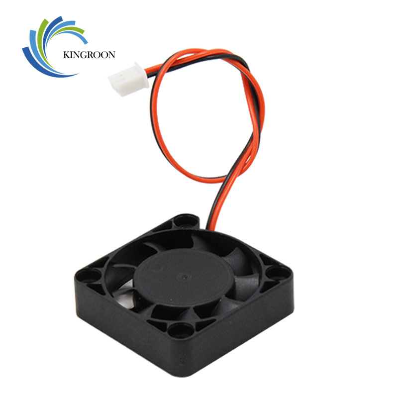 12V/24V 2 Pin Brushless Cooler Fan with Dupont Wire as 3D Printers Parts 1