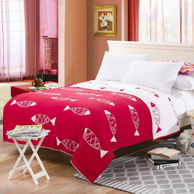 Cute Zebra Print Towels Throw Blankets High End Cotton 150x200cm 220x230cm Summer Air Condition