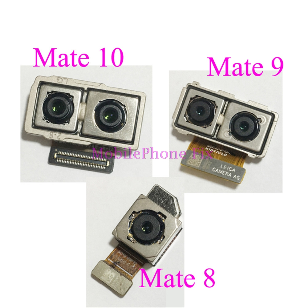 For Huawei Mate 8, Mate 9, Mate 10  Main Rear Back Camera Module Flex Cable Big Cam Replacement Repair Parts