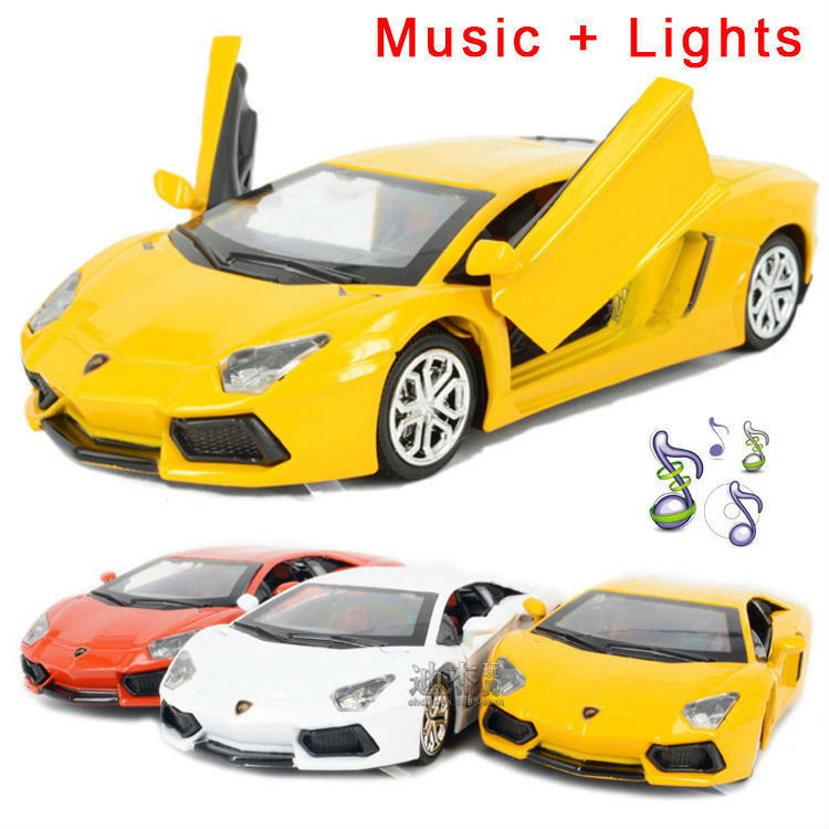 2016 New Electric Car Model Toys 1 36 Clic Metal Cars Miniatures With Music And Lights Toy Gift For Children Free Shipping In Casts Vehicles