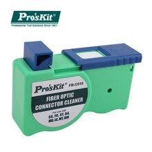 Pro'sKit FB-C010 Fiber Optic Connector Cleaner Fiber Cassett