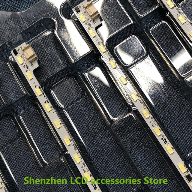 Lote de 5 unidades de retroiluminación LCD para pantalla de V400HJ6 ME2 TREM1 40PFL5449/T3 V400HJ6 LE8, 52LED, 490MM, 100%, nuevo