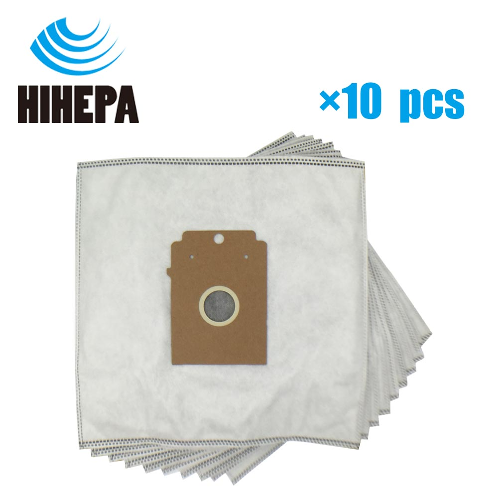 10 Pcs/lot Type K Vacuum Cleaner Filter Dust Bags For Bosch BSG1000-1999 BSN1800 BSN2010 VCBS118V00 182 228 229 245 386 523