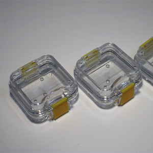 Image 5 - 70 unids/lote caja de dientes dentales de alta calidad con película almacenamiento para dentadura caja membrana contenedor para dientes funda, soporte