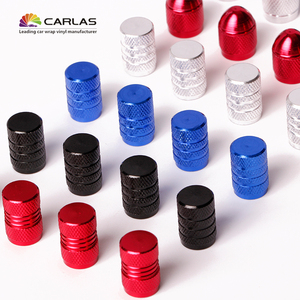 Image 5 - 4PCS/Set General Purpose Car Styling Wheel Caps Case Car Tires Valves Tyre Air Caps Airtight Cover Free Shipping
