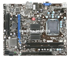 100% Working Desktop Motherboard For MSI G41M-P23 System Board Fully Tested