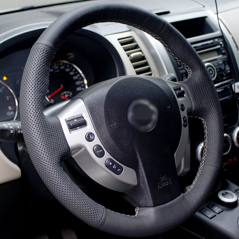 Parlaq buğda Nissan QASHQAI X-Trail NV200 Rogue üçün Əl ilə - Avtomobil daxili aksesuarları - Fotoqrafiya 3