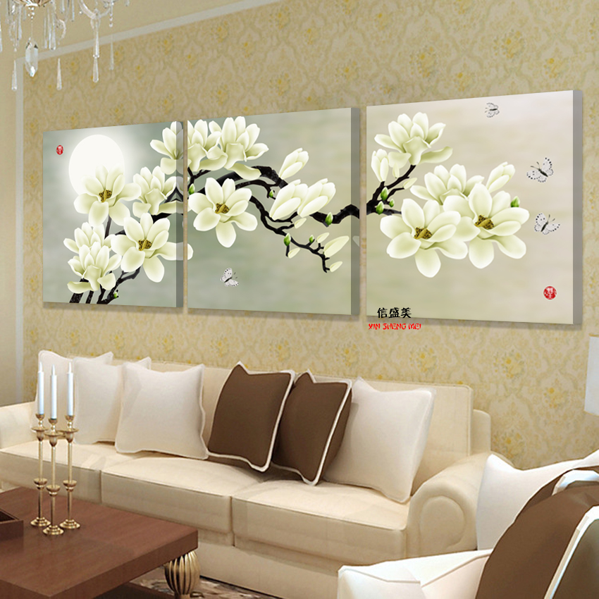 Modern 3 Panel Wall Art Canvas Painting Prints Paintings