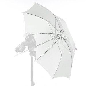 "Image 3 - Godox professional 43 ""108 cm 흰색 반투명 소프트 우산 사진 스튜디오 플래시 라이트"