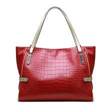 купить Women's Handbags Luxury PU Leather Women Bags Brand Design Ladies Shoulder Bag Tote по цене 4751.86 рублей