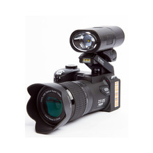 2017 HD Ordro POLO D7200 Digital Camera 33Million Pixel Auto Focus Professional SLR Video Camera 24X Optical Zoom Three Lens
