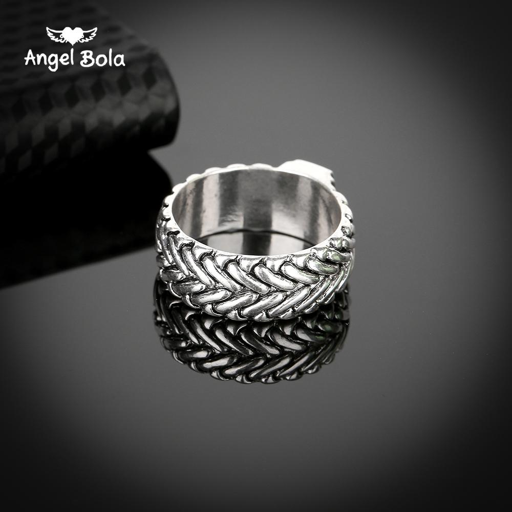 Новинка кольцо Будды с покрытием молнией и круглым кольцом вращающейся