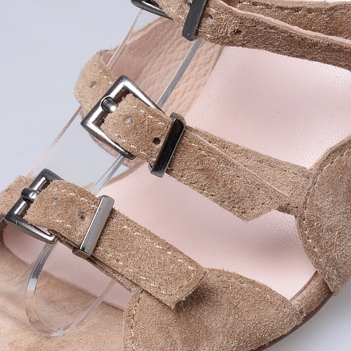 4426a62d457d ... Heels Outs Summer Shoes Botas Suede Sandale Cut Woman Women Gladiator  Femme Sandalias High Knee Mujer ...