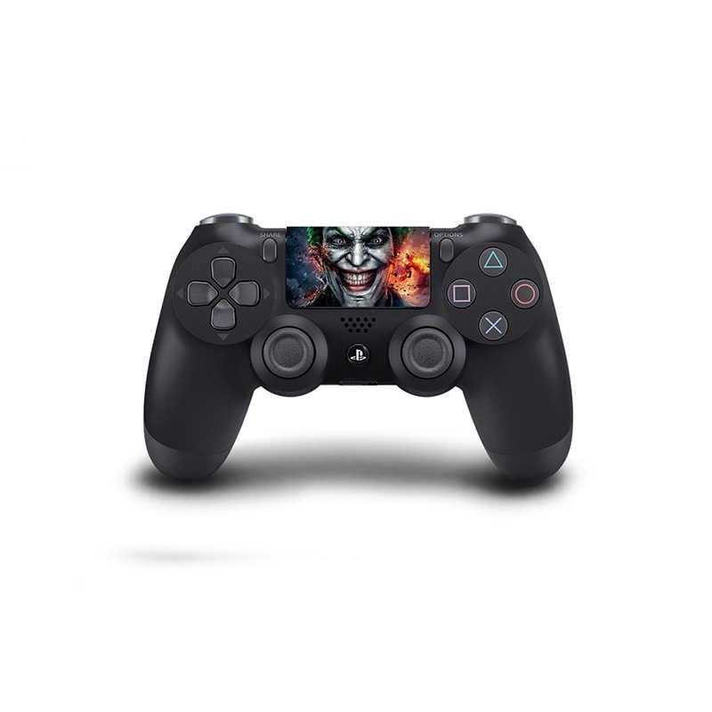 Joker Thiết Kế Cảm Ứng Nhựa PVC Vinyl Bọc Da Dành Cho PS4 Bộ Điều Khiển Cho Máy Playstation Dualshock 4 Pro Slim Decal Dán