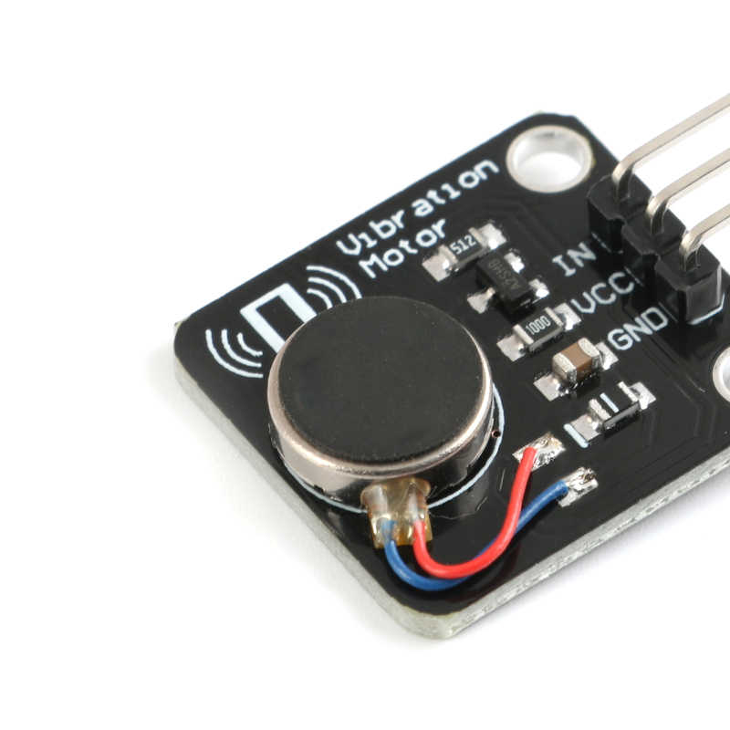 5 unids/lote PWM motor de vibración interruptor de juguete de motor Módulo de sensor DC motor vibrador para teléfono móvil para Arduino UNO MEGA2560 r3 Kit de bricolaje