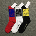 Gosha Rubchinskiy Socks 16 Paccbet Socks For Men And Women Skateboard Hip Hop Socks Three Color Cotton Socks