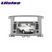 For Toyota Land Cruiser J100 / LC 100 LiisLee Car Multimedia TV DVD GPS Audio Stereo Hi Fi Radio Original Style Navigation NAV