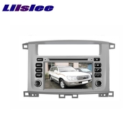 For Toyota Land Cruiser J100 / LC 100 LiisLee Car Multimedia TV DVD GPS Audio Stereo Hi Fi Radio Original Style Navigation NAV