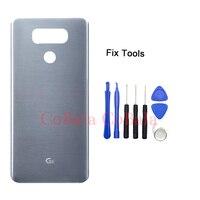 1Pcs For LG G6 H870 H871 H872 H873 LS993 US997 VS998 Back Battery Cover Rear Door