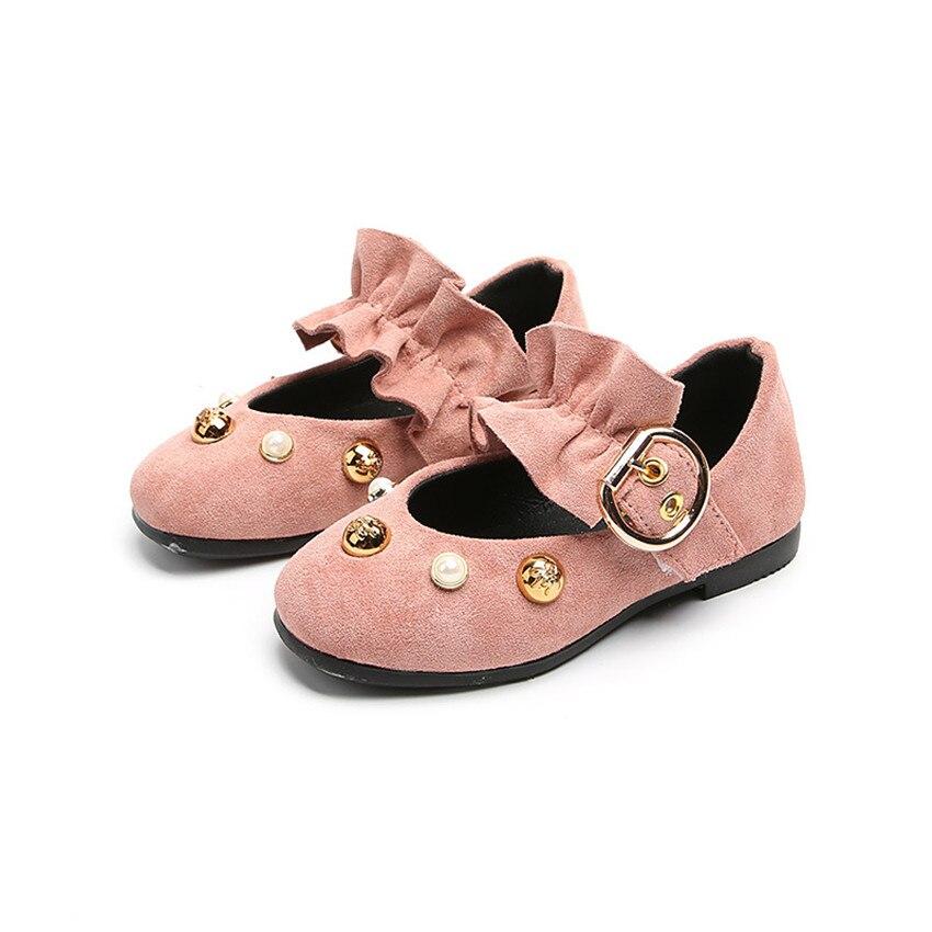 BOKEN Meisje Platte schoenen Nieuwe schattige stijl Peuter Meisje - Kinderschoenen - Foto 3