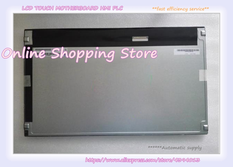 M215HTN01.1 M215HTN011 21.5 Inch 1920 * 1080 lcd screen display panel new in stock 1080p full hd media video player center with hdmi vga av usb sd mmc port remote control dropshipping