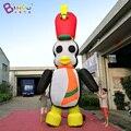 Надувной тип модели  гигантский надувной пингвин/надувная игрушка на заказ для мероприятия/продукт для рекламы