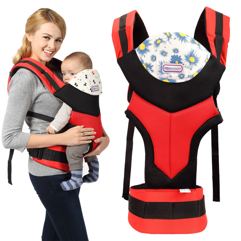 New Baby Carriers Toddler sling Infant Ergonomic Backpack Suspenders Kangaroo Pouch Wrap Front Carry Cotton Simple Fashion Strap backpacks carriers baby infant breathable backpack baby carriers baby belt sling backpack comfortable infant pouch wrap carriers