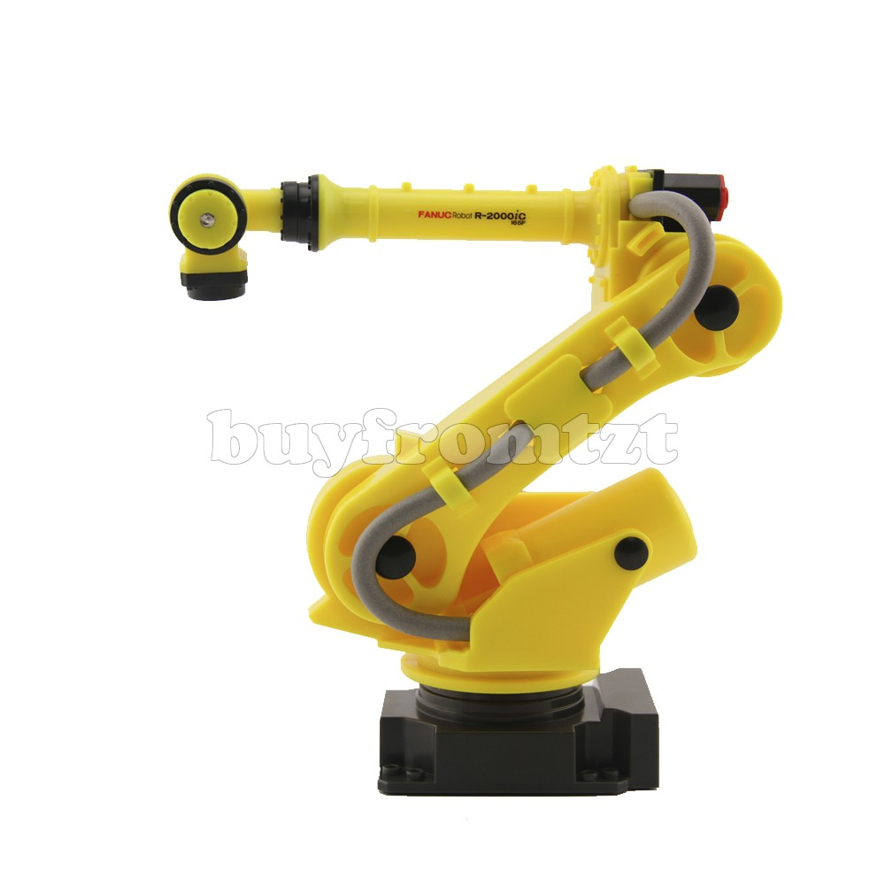 US $96 12 |6 Axis 3D Robot Manipulator Arm Model Vertical Multiple joint  for Fanuc R 2000iC Robot Model-in Voice Recognition/Control Modules from