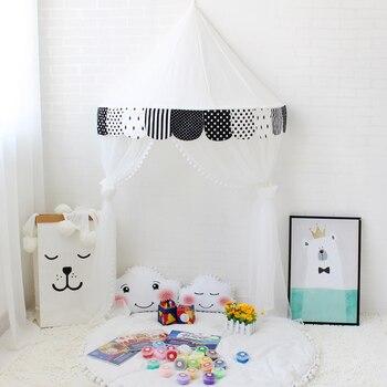 אוהל כותנה לחדר ילדים 1