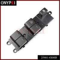 Window Lifter Switch 25401 4X00D 254014X00D For Nissan Navara D40 Qashqai Pathfinder