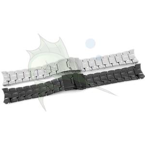 Image 4 - Cao Qualith Thép Không Gỉ Ban Nhạc Đồng Hồ Vòng Đeo Tay, 22mm Cong Mảnh Màu Đen Dây Đeo Đồng Hồ cho Casio EF 550 Watchband dây đeo