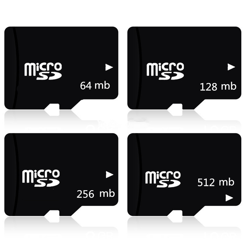 Factory price!!! 100pcs/lot 64mb 128mb 256mb 512mb Micro SD Card TF Card Micro Memory Card For Cell Phone-in Micro SD Cards from Computer & Office