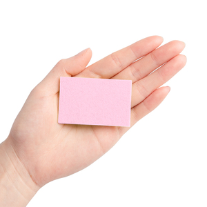 Image 4 - Dmoley 1Pack Lint Free Wipes Napkins Nail Polish Remover Gel Nail Wipes Nail Cutton Pads Manicure Pedicure Gel Tools