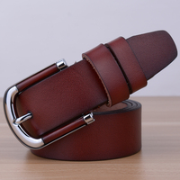 Factory Outlet HOT SALE 2016 Marcas Cintos Famous Brand Luxury Belt Men Cowboy Male Waist Strap