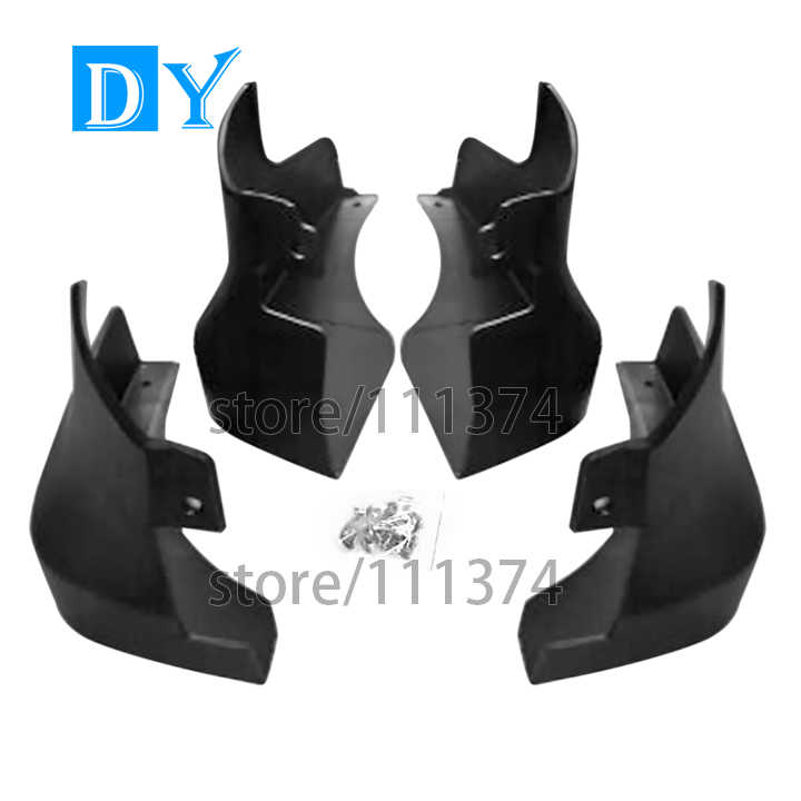 NULLA TPE&PP Mud Flaps Splash Guards Cover Fender Mudguard For Infiniti G25 G37 Q40 Q50 Sedan 2010 2011 2012 2013 2014 стоимость