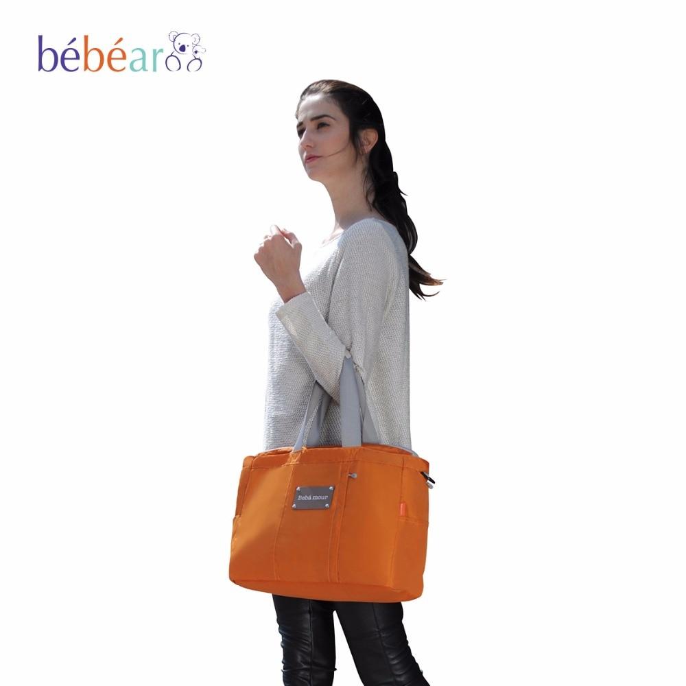 Bolsa Maternidade Diaper Bags Baby Nappy Bag Travel Mather Bags Ladies Handbag wet bag Tote