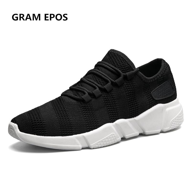 GRAM EPOS Super cool Men Casual Shoes air mesh lightweight Star Style Male Shoes Comfort Soft Walking Driving Shoes Men Trainer