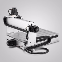 3040T 4 Axis Router Engraving Machine Cutter CNC Desktop USB Milling Drilling Engraver Arts first