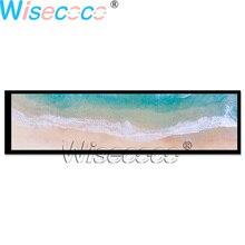 8,8 дюймовый HSD088IPW1 A00 HSD088IPW1-A00 ЖК-экран 1920*480 для автомобильного дисплея raspberry pi