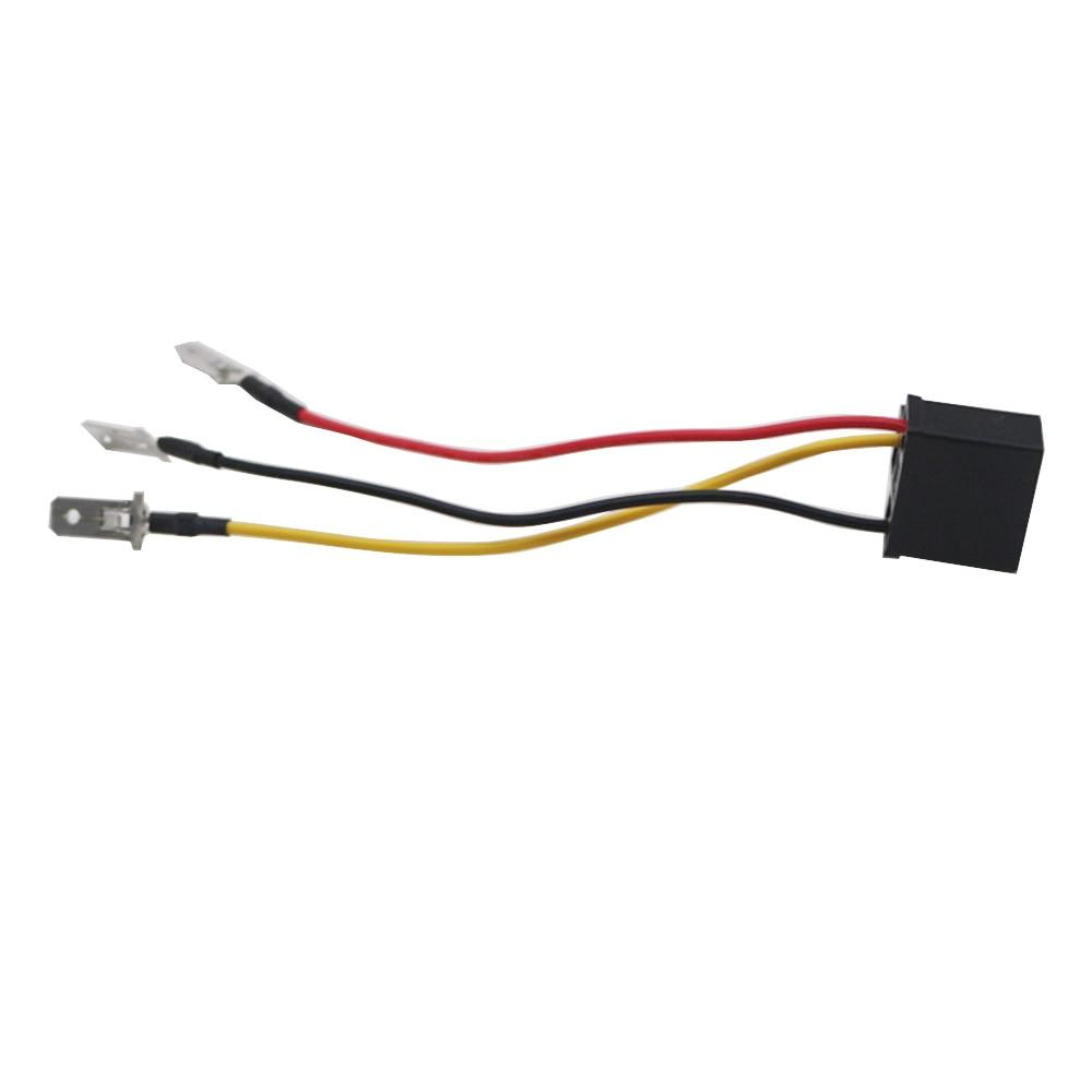 h4 9003 hb2 wire wiring harness sockets for 4 u0026quot x6 u0026quot  7 u0026quot x6 u0026quot  5