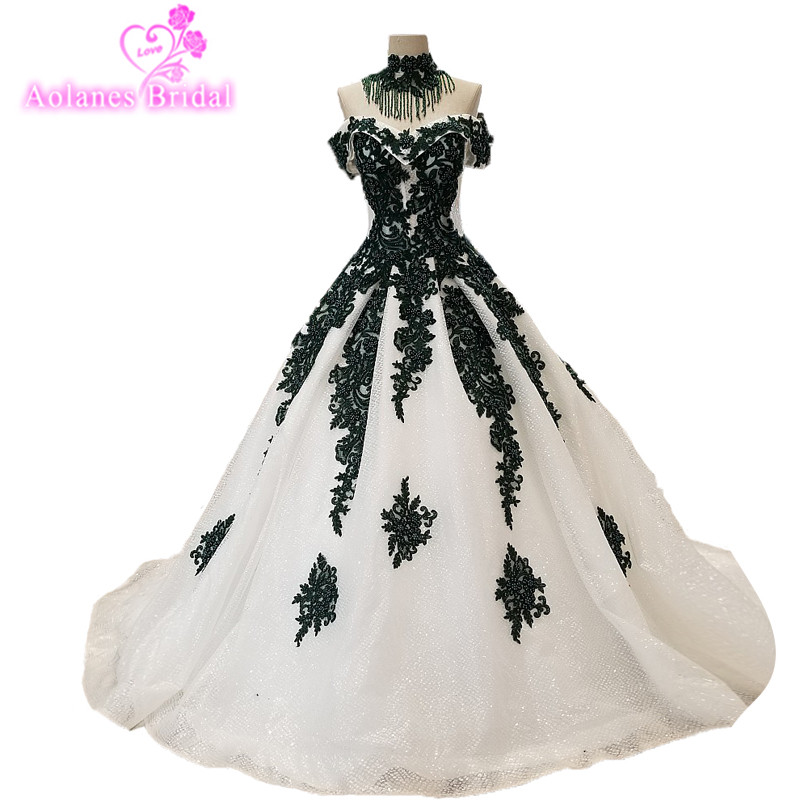 2018 Green Lace Ivory Tulle Sweetheart Sleeveless Floor-length Up Ball Gown Backless Wedding Dresses Custom Made Real Photo