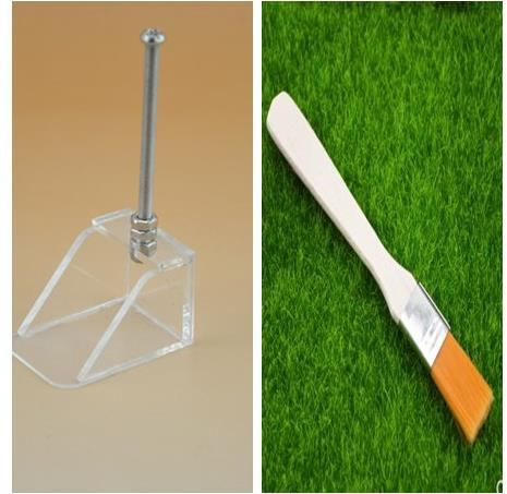 Dust Cleaning Device for Ant Nest with Broom Ant Farm Acrylic Accessories Insect Ant Nests Villa