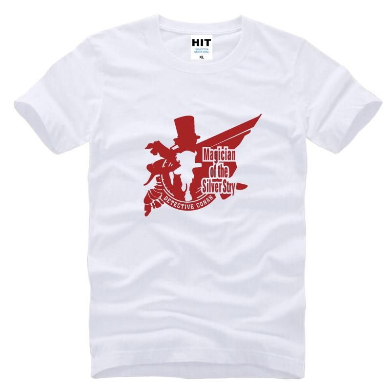 스푸프 형사 코난 만화 T 셔츠 Mens 남자 Tshirt 패션 - 남성 의류