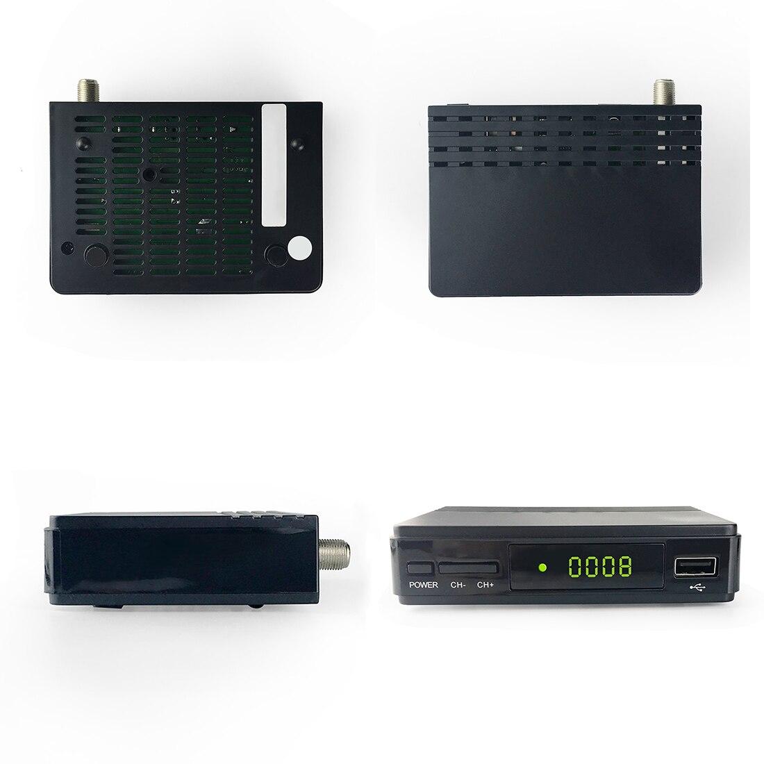 Récepteur TV Satellite décodeur Freesat V7S HD DVB-S2 + récepteur USB Wfi avec 5 lignes prise en charge du compte Europe Cline Powervu