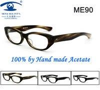 Free Shipping Original Designer 100 Handmade Acetate Cat Eye Glasses Frames