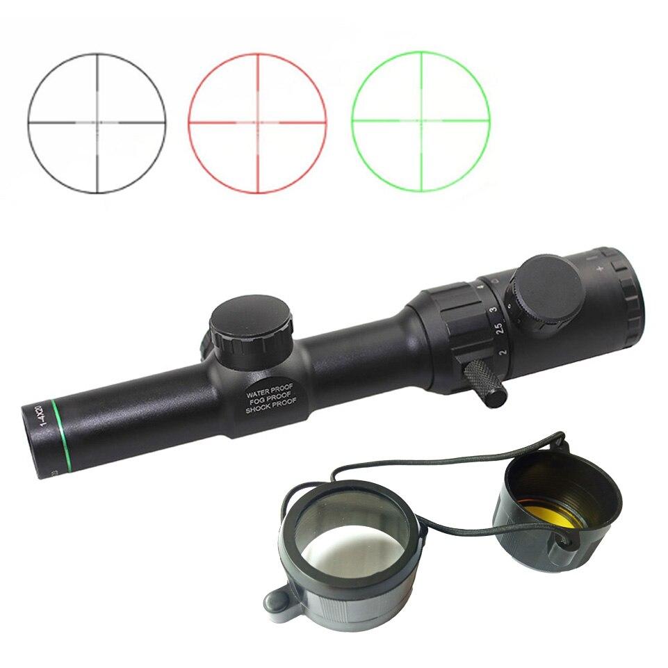 SPINA оптика охотничий оптический прицел 1 4X20 прицел прицельная сетка для прицела с креплениями