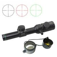 SPINA OPTICS Hunting Optical Sight Scope 1 4X20 Riflescopes Reticle Rifle Scope With Mounts