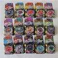 Venta caliente 4 unids/lote Furia Furia 24 Diferentes Estilos Sin Lanzador Beyblade Beyblade Metal Regalo de Navidad Para Niños Brinquedo